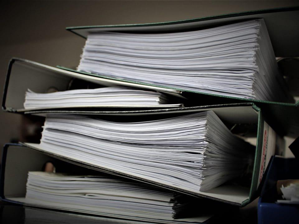 dokumenty nieruchomości